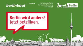 Start der Online-Beteiligung zum Berliner Energie- und Klimaschutzprogramm