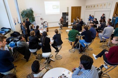 """ClubE-Event """"Mit Energie in den Job! Berufe für den Klimaschutz"""""""