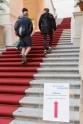 Auf geht's zum Modellparlament von ClubE! Foto: Berliner Energieagentur
