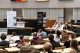Die zentralen Forderungen der Ausschüsse wurden dann mit den energie- und umweltpolitischen Sprechern der im Abgeordnetenhaus vertretenen Parteien diskutiert: Foto: Berliner Energieagentur