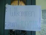 Jedes Jahr organisiert die engagierte Klimaretter-AG des Gymnasiums für die gesamte Schülerschaft mehr als 40 Workshops während der Projektwochen zu Themen rund um Klima- und Umweltschutz, Ressourcenschonung und Energie. Gleich geht's los! Foto: Berliner Energieagentur