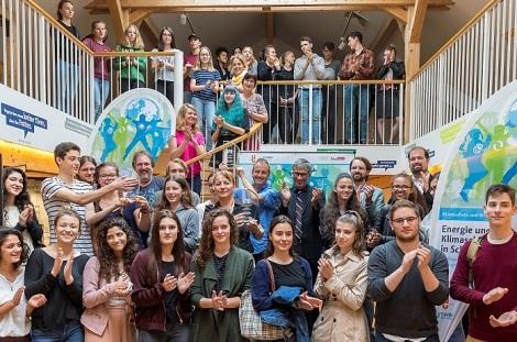 """Belobigungsveranstaltung im Projekt """"Energie und Klimaschutz in Schulen"""" (EKiS)"""