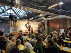 """ClubE-Event """"Klima!aktiv"""" auf dem Heldenmarkt"""